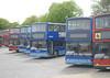 GSC Events Fleet Ryde bus depot - 19.5.12