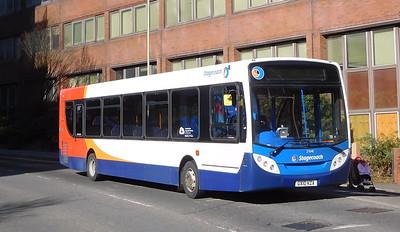 Stagecoach in Hampshire 27648 - GX10KZA - Basingstoke (Alencon Link)