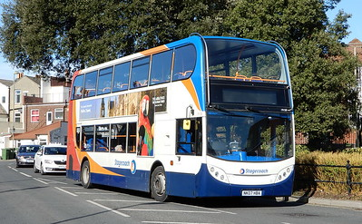 Stagecoach in Hampshire