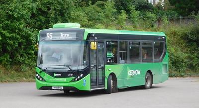 First Kernow 44964 - WK18BUJ - Wadebridge (bus station)