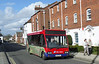 Wilts & Dorset 3662 - V662DFX - Lymington (Gosport St) - 20.2.14