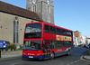 Wilts & Dorset 1832 - HF05GGX - Lymington (St Thomas' Church) - 20.2.14