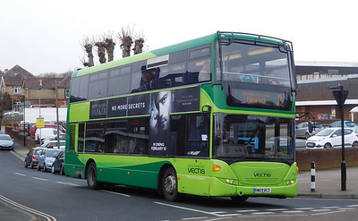 Southern Vectis 1149 - HW09BCO - Shanklin (Collingwood Road)