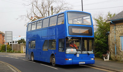 Southern Vectis 1904 - W504LGH - Shanklin (Victoria Ave)