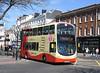 Brighton & Hove 420 - BJ11XHW - Brighton (Old Steine) - 10.4.12