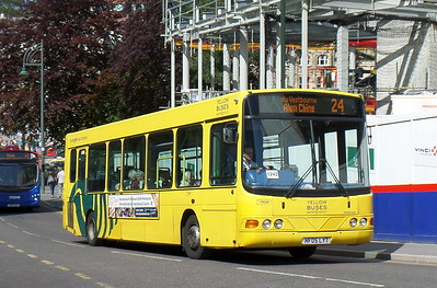 RATP Yellow Buses 500 - HF05LYT - Bournemouth (Gervis Place)