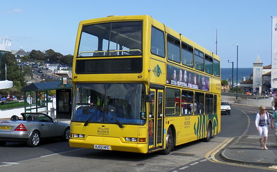 RATP Yellow Buses 432 - HJ02HFC - Bournemouth (seafront)