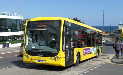 RATP Yellow Buses 14 - R14TYB - Bournemouth (seafront)