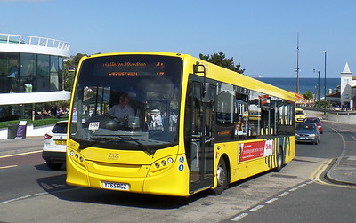 RATP Yellow Buses 30 - YX65RGZ - Bournemouth (seafront)