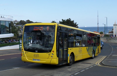 RATP Yellow Buses 802 - DX57REU - Bournemouth (seafront)