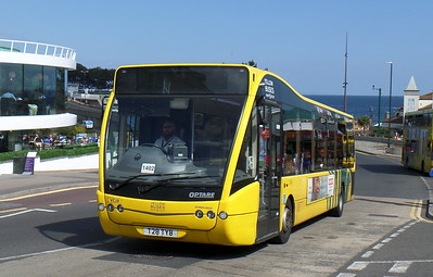 RATP Yellow Buses 28 - T28TYB - Bournemouth (seafront)