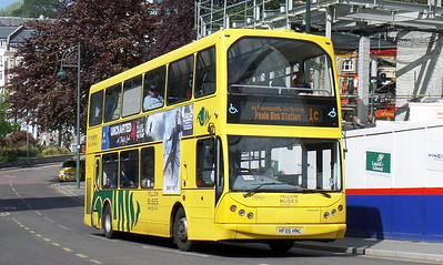 RATP Yellow Buses 115 - HF05HNC - Bournemouth (Gervis Place)