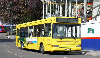 RATP Yellow Buses 508 - SN55DVM - Bournemouth (Gervis Place)