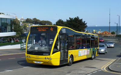 RATP Yellow Buses 20 - T20TYB - Bournemouth (seafront)