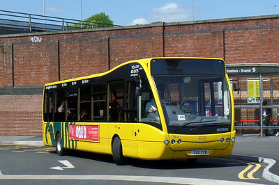 RATP Yellow Buses 20 - T20TYB - Bournemouth (railway station)