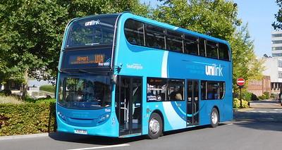 1569 - HJ63JOH - Highfield (University Road)