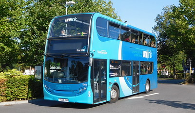 1566 - HF63JNX - Highfield (University Road)