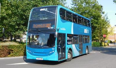 1561 - HJ63JNL - Highfield (University Road)