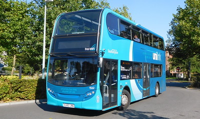 1562 - HF63JNN - Highfield (University Road)