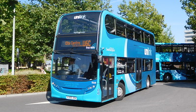1568 - HJ63JDA - Highfield (University Road)