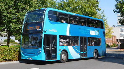 1556 - HJ63JMU - Highfield (University Road)