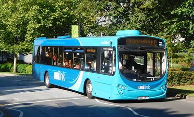 2291 - BN64CNV - Highfield (University Road)
