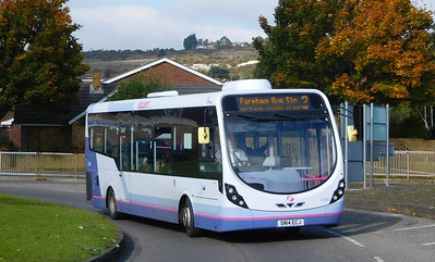 First Solent 47589 - SN14ECJ - Portchester