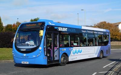First Solent 63298 - SN65OKZ - Portchester
