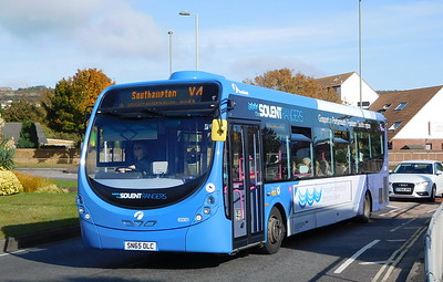 First Solent 63301 - SN65OLC - Portchester