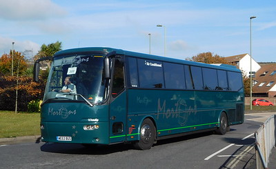 Mortons WE53BUS - Portchester