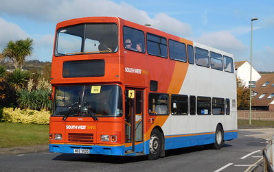 Stagecoach South 16502 - NDZ3020 - Portchester