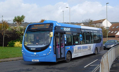 First Solent 63308 - SN65OLO - Portchester