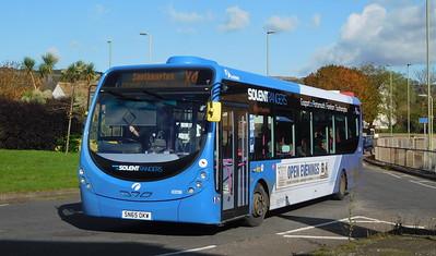 First Solent 63296 - SN65OKW - Portchester