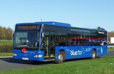 BlueStar 2457 - HW07CXY - Lordshill