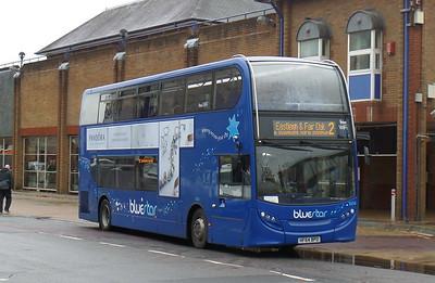 BlueStar 1604 - HF64BPO - Eastleigh (bus station)