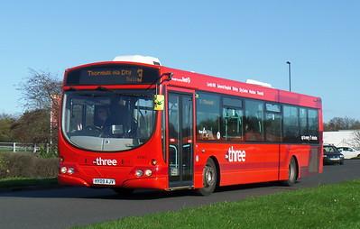 First Southampton 69385 - HY07AJV - Lordshill