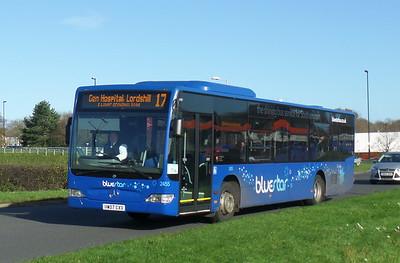 BlueStar 2455 - HW07CXV - Lordshill