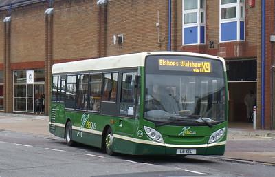 Xelabus 416 - L8XEL - Eastleigh (bus station)
