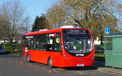 First Southampton 47605 - SN14FFK - Millbrook (Kendal Avenue)