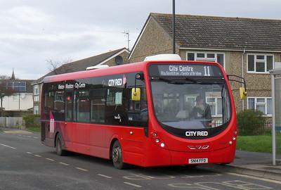 First Southampton 47600 - SN14FFD - Weston (Kingsclere Avenue)