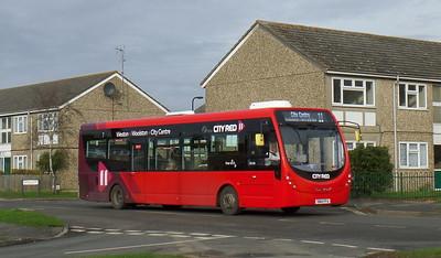 First Southampton 47598 - SN14FFA - Weston (Kingsclere Avenue)