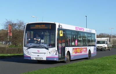 First Southampton 44530 - SN62AZB - Lordshill