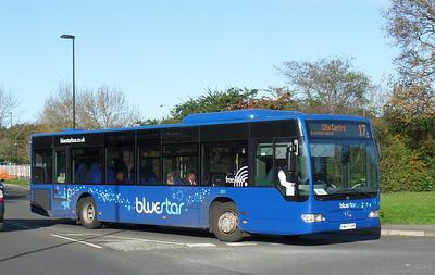 BlueStar 2451 - HW07CXR - Lordshill