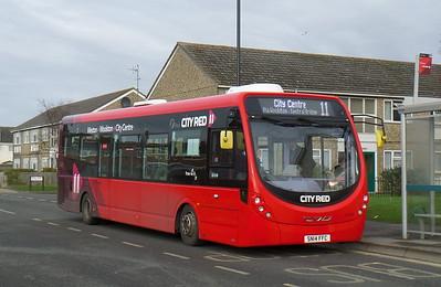 First Southampton 47599 - SN14FFC - Weston (Kingsclere Avenue)