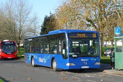 BlueStar 2410 - HF55JZK - Millbrook (Kendal Avenue)