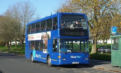 BlueStar 1012 - YN06JWE - Millbrook (Kendal Avenue)