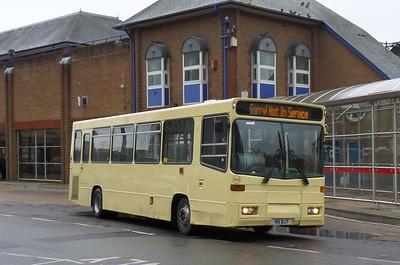 Xelabus 408 - N5BJT - Eastleigh (bus station)