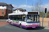 First Cymru 42216 - R216MSA - Swansea (city centre) - 14.4.14