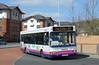 First Cymru 42213 - R213MSA - Swansea (city centre) - 14.4.14