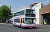First Wessex 32702 - W702PHT - Weymouth (Commercial Road) - 21.6.14